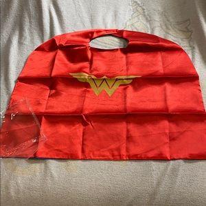 Wonder Woman cape kids new